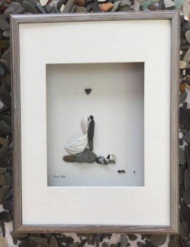 Beautiful White Matboard from Suzanne M