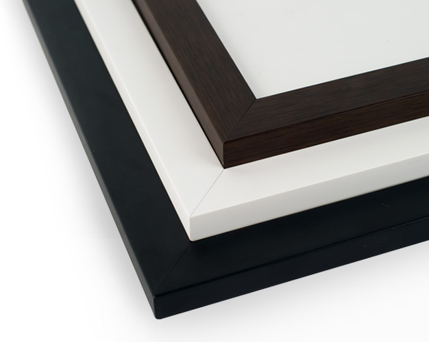 MDF wholesale custom wood frames