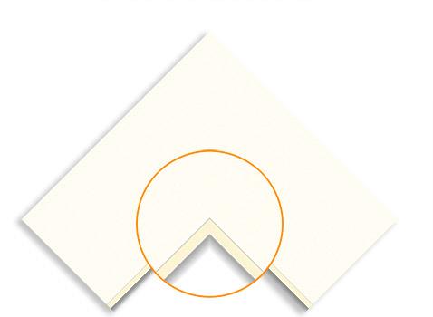 standard core matboard