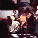 """Jan Vermeer's """"The Concert"""""""