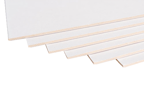 standard backing boards for picture frames